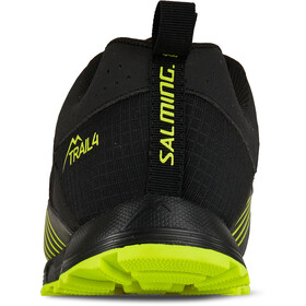 Salming Trail T4 Shoes Men black/safety yellow
